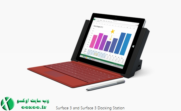 Surface-3-Docking-Station