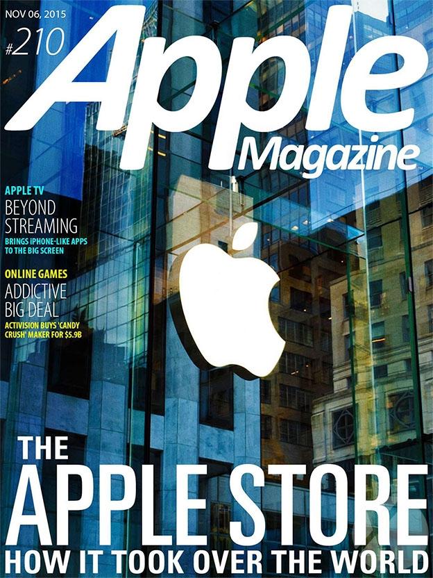 AppleMagazine - November 6, 2015