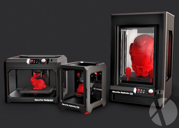 MakerBot-3D-Printers