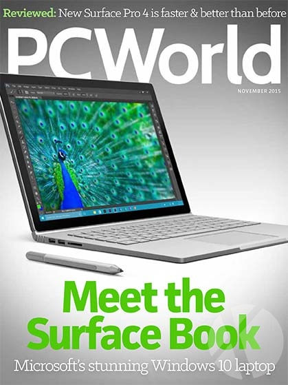 PC World - November 2015  USA